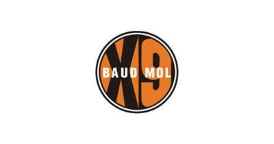 x9-baud-mol